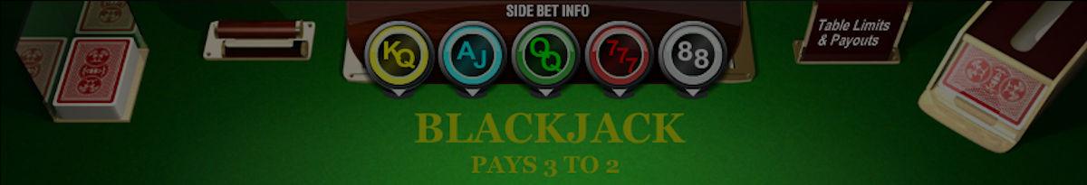 Side Bets Blackjack